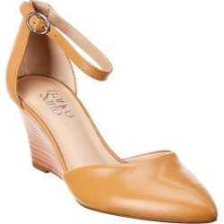 Franco Sarto Fayth Leather Wedge found on Bargain Bro Philippines from Gilt City for $39.99