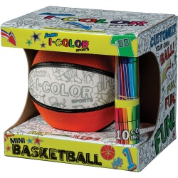 Franklin Sports I-Color Mini Basketball