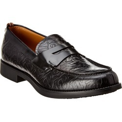 Burberry Emile Monogram Leather Loafer found on Bargain Bro Philippines from Gilt City for $449.99