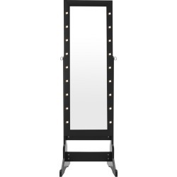Inspired Home Queenie Armoire Jewelry Storage Organizer found on Bargain Bro Philippines from Gilt City for $145.25