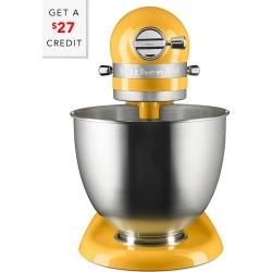 KitchenAid Artisan Mini 3.5qt Tilt - Head Stand Mixer - KSM3311XBF with $27 Credit