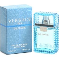 Versace Men's 1oz Man Eau Fraiche Eau de Toilette Spray found on Bargain Bro India from Gilt City for $29.99