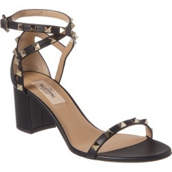 Valentino Rockstud 60 Leather Sandal found on Bargain Bro Philippines from Ruelala for $619.99