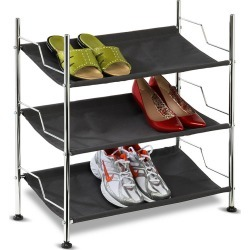 Honey-Can-Do 3-Tier Shoe Rack