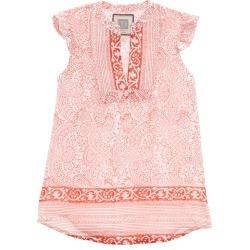 Alicia Bell Girls' Flutter Orange & White Dress found on MODAPINS from Gilt for USD $22.99