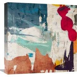 Global Gallery Colors Royale I by Anne Munson found on Bargain Bro India from Gilt for $199.99