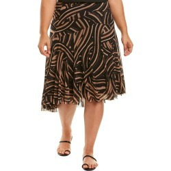 Fuzzi Plus A-Line Skirt found on MODAPINS from Ruelala for USD $119.99