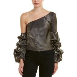 DO+BE One-Shoulder Top