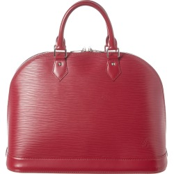 Louis Vuitton Pink Epi Leather Alma MM found on Bargain Bro Philippines from Gilt City for $1400.00