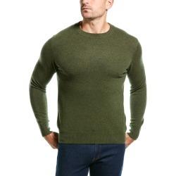 Qi Cashmere Crewneck Sweater