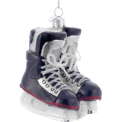 Kurt Adler 4.25In Noble Gems Ice Hockey Skates