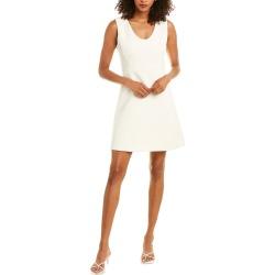 Theory Flounce A-Line Dress