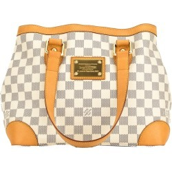 Louis Vuitton Damier Azur Canvas Hampstead PM
