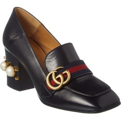 Gucci Leather Loafer Pump found on MODAPINS from Ruelala for USD $929.99