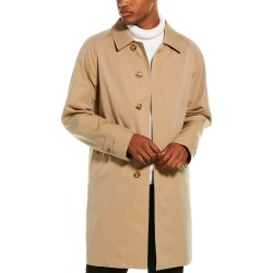 Burberry The Camden Car Coat found on Bargain Bro from Gilt for USD $1,086.79