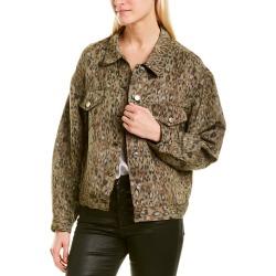 IRO Empathy Linen-Blend Jacket found on Bargain Bro India from Gilt for $99.99