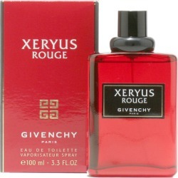 Givenchy Men's Xeryus Rouge 3.4oz Eau De Toilette Spray found on Bargain Bro India from Gilt for $49.99