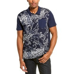 Versace Jeans Regular Fit Polo Shirt found on Bargain Bro Philippines from Gilt City for $89.99