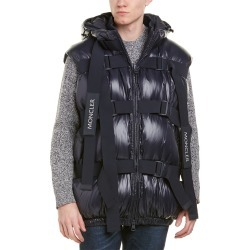 Moncler x Craig Green Buckle Strap Quilted Down Vest found on Bargain Bro India from Ruelala for $945.99