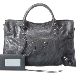 Balenciaga Classic City Medium Leather Shoulder Bag found on Bargain Bro Philippines from Ruelala for $1999.99