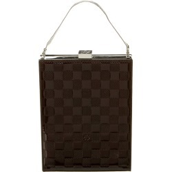 Louis Vuitton Purple Damier Vernis Leather Ange GM found on Bargain Bro Philippines from Ruelala for $700.00