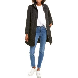 Cole Haan Signature Quilted Coat