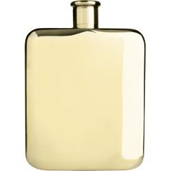 Viski Belmont Gold Plated Flask