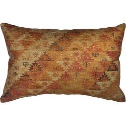 Worldly Linen Pillow