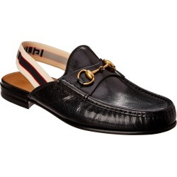 Gucci Horse Bit Leather Slingback Loafer found on Bargain Bro Philippines from Gilt City for $619.99