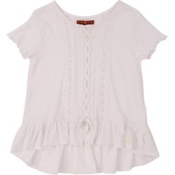 7 For All Mankind Ruffle Sleeve Top found on MODAPINS from Gilt City for USD $15.99
