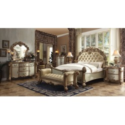 ACME Vendome King Bed