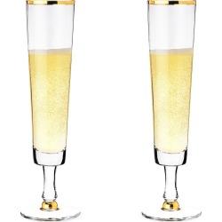 Twine Wedding Champagne Flute Set