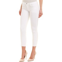 J Brand 9326 White Low-Rise Skinny Crop found on Bargain Bro India from Gilt for $65.99