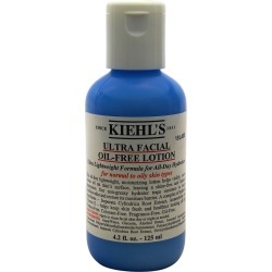 Kiehls 4.2oz Ultra Facial Oil-Free Lotion For Normal To Oily Skin Types