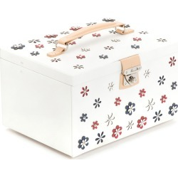 WOLF Blossom Large Jewelry Box