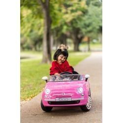 Best Ride on Cars Fiat 500 12 Volt Car
