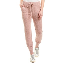 Joie Betheny Wool & Silk-Blend Drawstring Jogger found on Bargain Bro India from Gilt City for $59.99