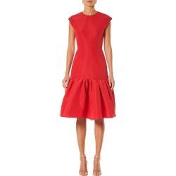 Carolina Herrera Silk Midi Dress found on MODAPINS from Gilt for USD $599.99