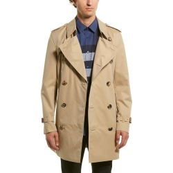 Burberry Short Wimbledon Trench Coat found on Bargain Bro India from Ruelala for $1399.99