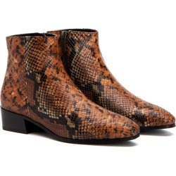 Aquatalia Fuoco Weatherproof Leather Bootie found on MODAPINS from Gilt for USD $185.99