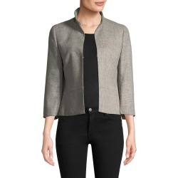 Akris Stand Collar Blazer found on MODAPINS from Ruelala for USD $499.99