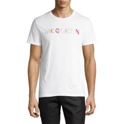 Alexander McQueen Logo T-Shirt found on MODAPINS from Ruelala for USD $249.99