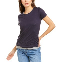 Goldie Double Layer T-Shirt found on MODAPINS from Ruelala for USD $45.99
