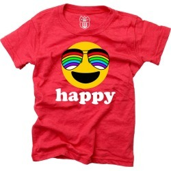 Wes Willy Happy T-Shirt