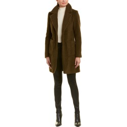 French Connection Fuzzy Coat found on MODAPINS from Gilt City for USD $99.99