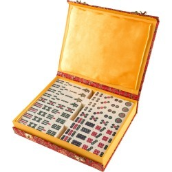 Chinese Mahjong Game Set
