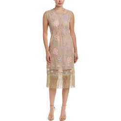 Anna Sui Counter Couture Crochet Flower Lace Shift Dress found on MODAPINS from Gilt for USD $109.99