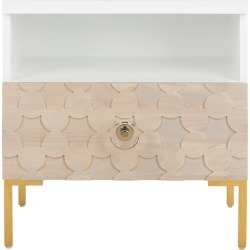 Safavieh Couture Sylvie 1 Drawer Side Table