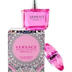 Versace Women's 3oz Bright Crystal Absolu EDP Spray found on Bargain Bro India from Gilt for $59.99