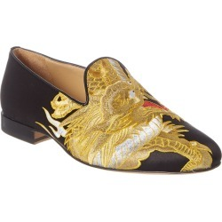 Versace Satin Dragon Loafer found on Bargain Bro India from Gilt City for $799.99
